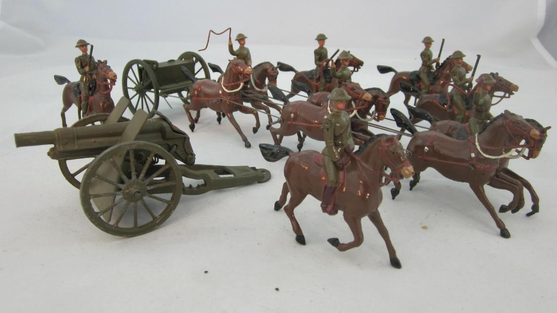 Britain Set #1339 Khaki Royal Horse Artillery.