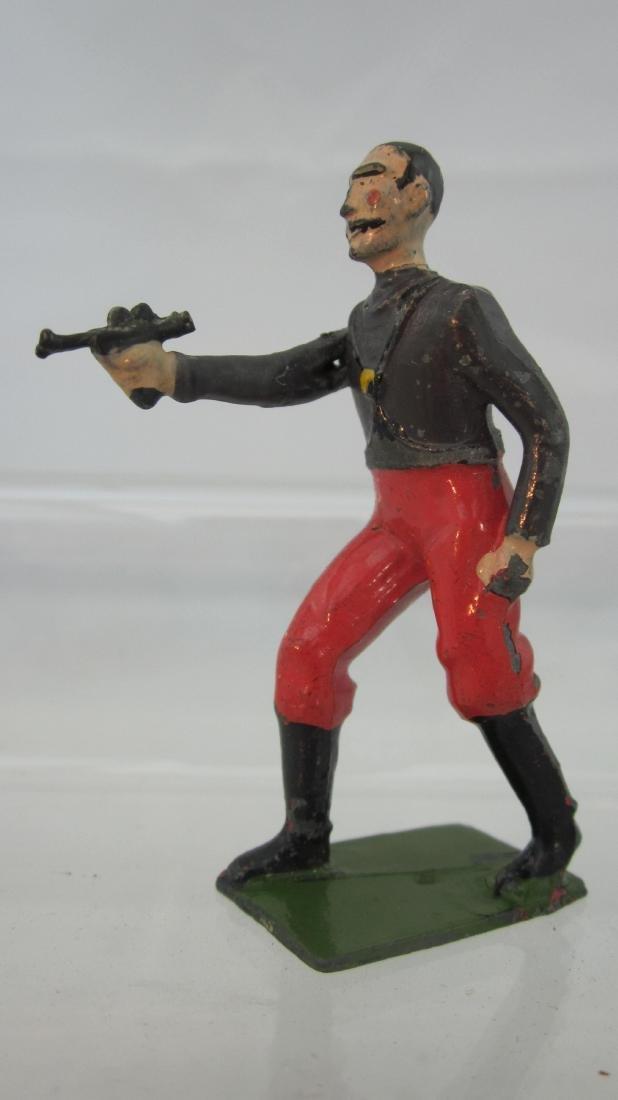 Britains #1415 Buck Rogers Series Killer Kane.