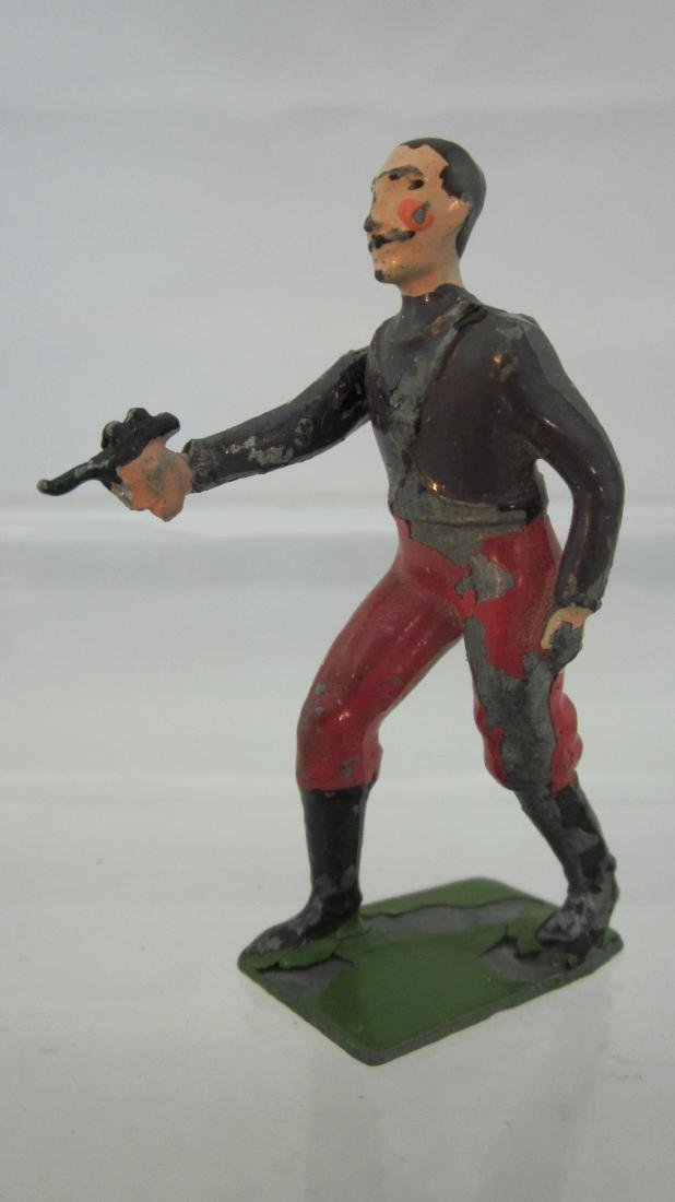 Britains #1415 Buck Rogers Series Killer Kane.