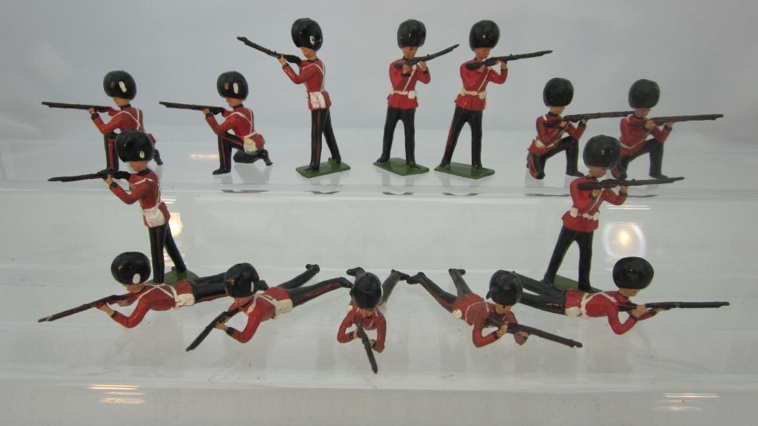 Britains #1283 Grenadier Guards Firing.