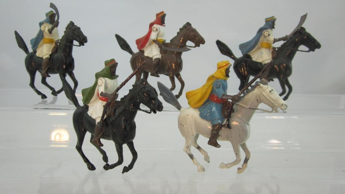 Britains Set #164 Mounted Arabs.