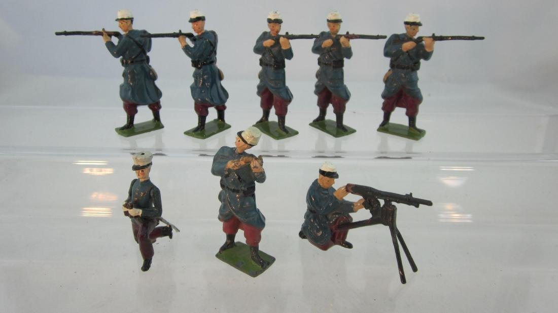 Britains from #2095 French Foreign Legion.