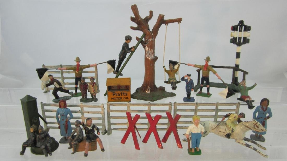 English Makers Civilian Assortment.