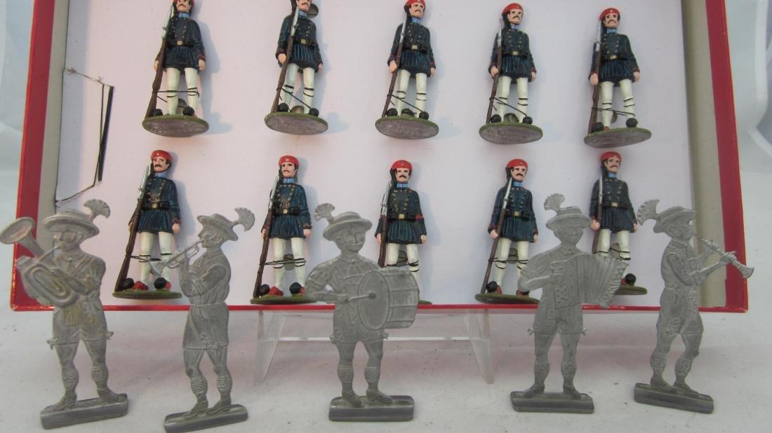 Potsdamer Zinnsoldaten Assortment.