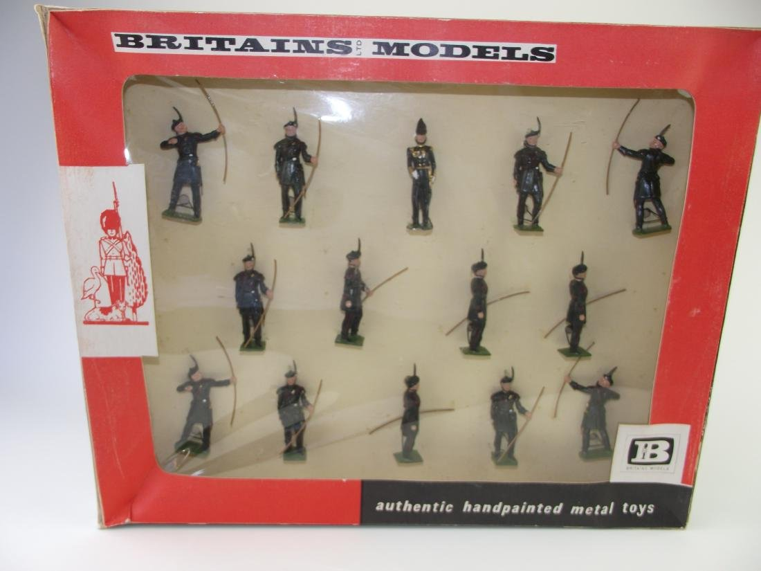 Britains Royal Company of Archers