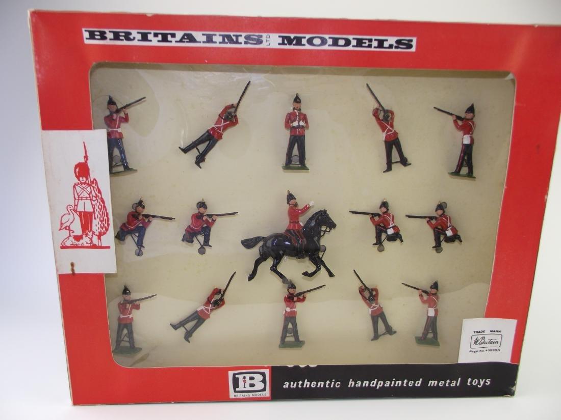 Britains Queens Royal Regiment