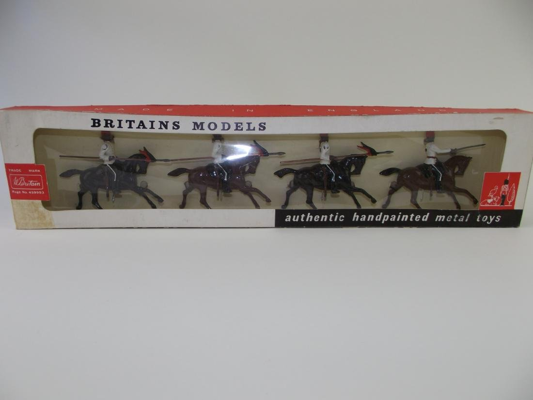 Britains Egyptian Cavalry