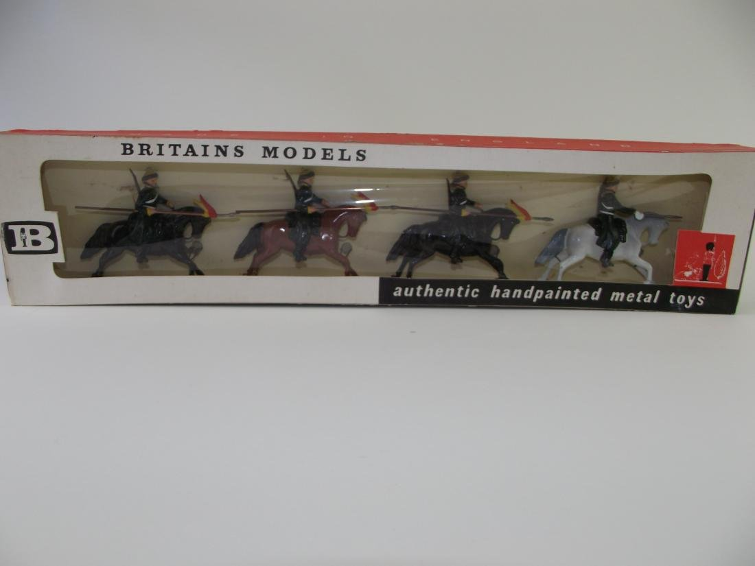 Britains Imperial Russian Cossacks Mounted