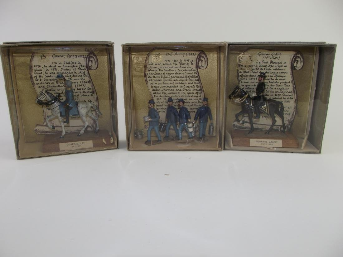 Mignot Single Pack Figures Three Sets