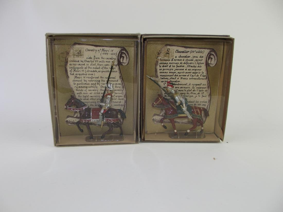 Mignot Single Pack Figures Napoleonic Two Sets
