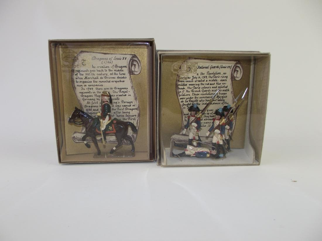 Mignot Single Pack Figures Louis XVI Range