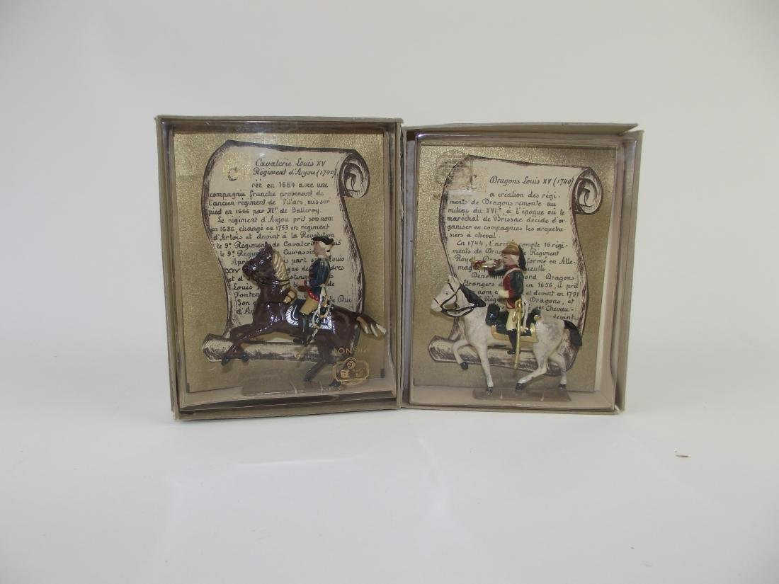 Mignot Single Pack Figure Louis XV Range