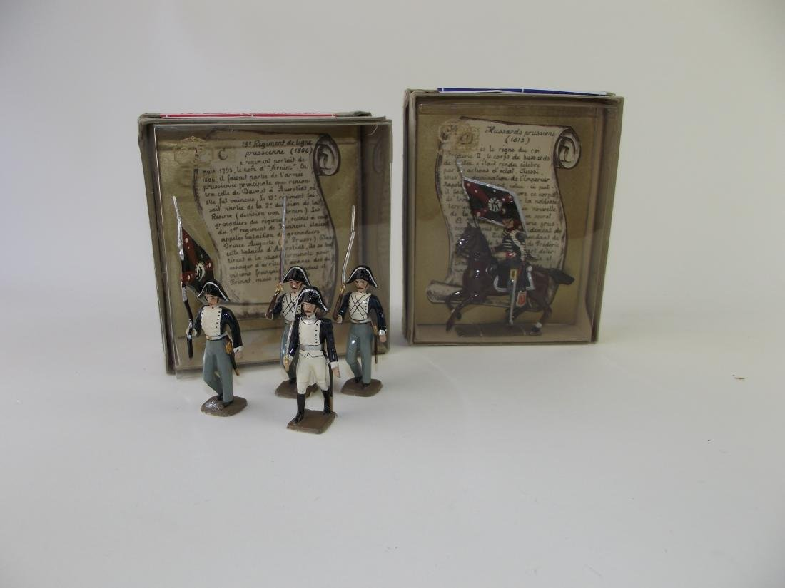 Mignot Single Pack Figures Prussians