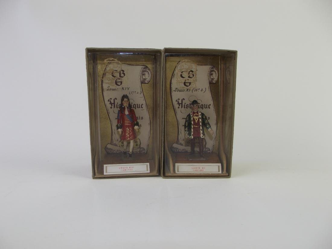 Mignot Single Pack Figures Louis XI Range