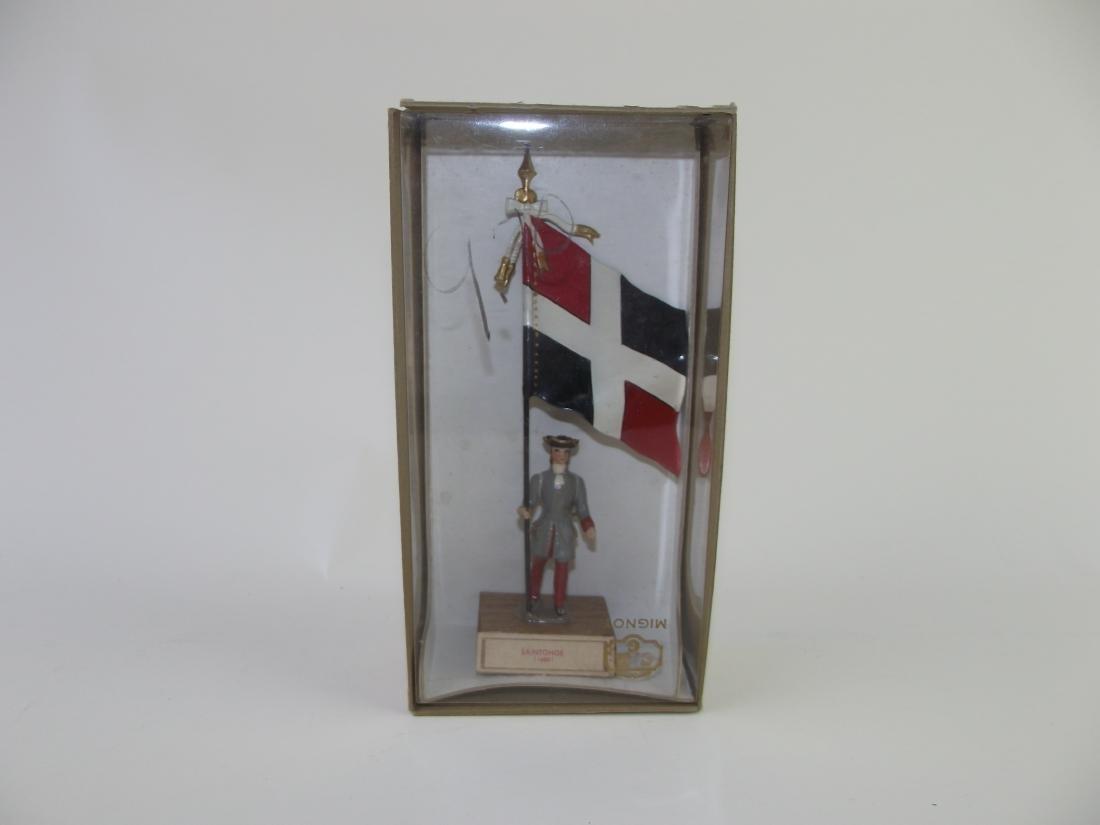 Mignot #605 Saintonge Flag