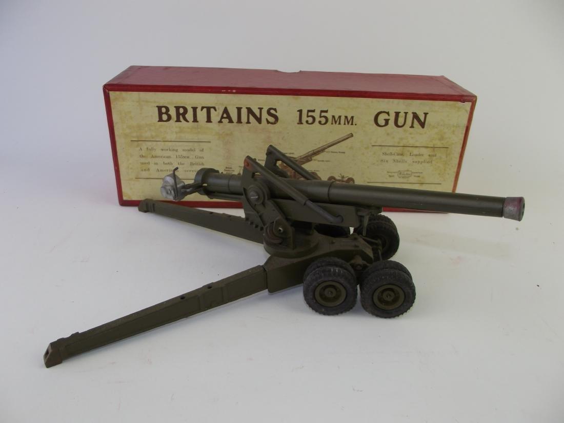 Britains # 2064 155mm Long Tom