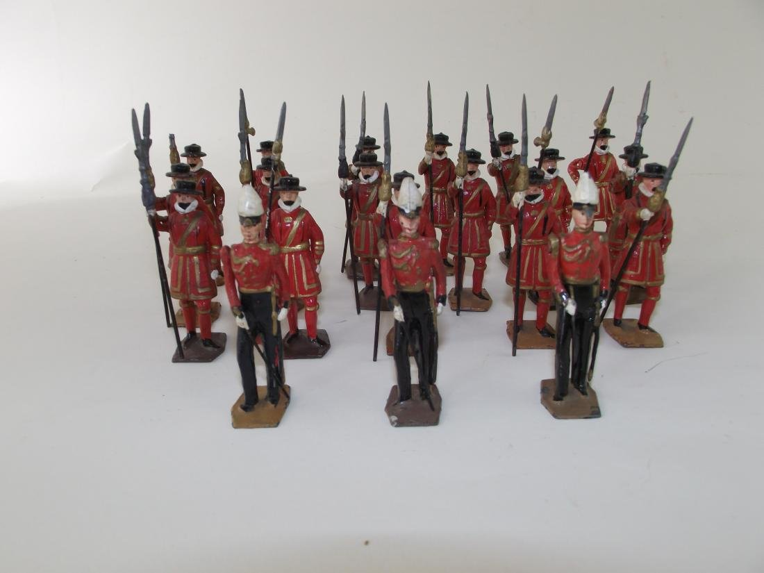 Britains #1257 Queens Bodyguard of The Yeomanry