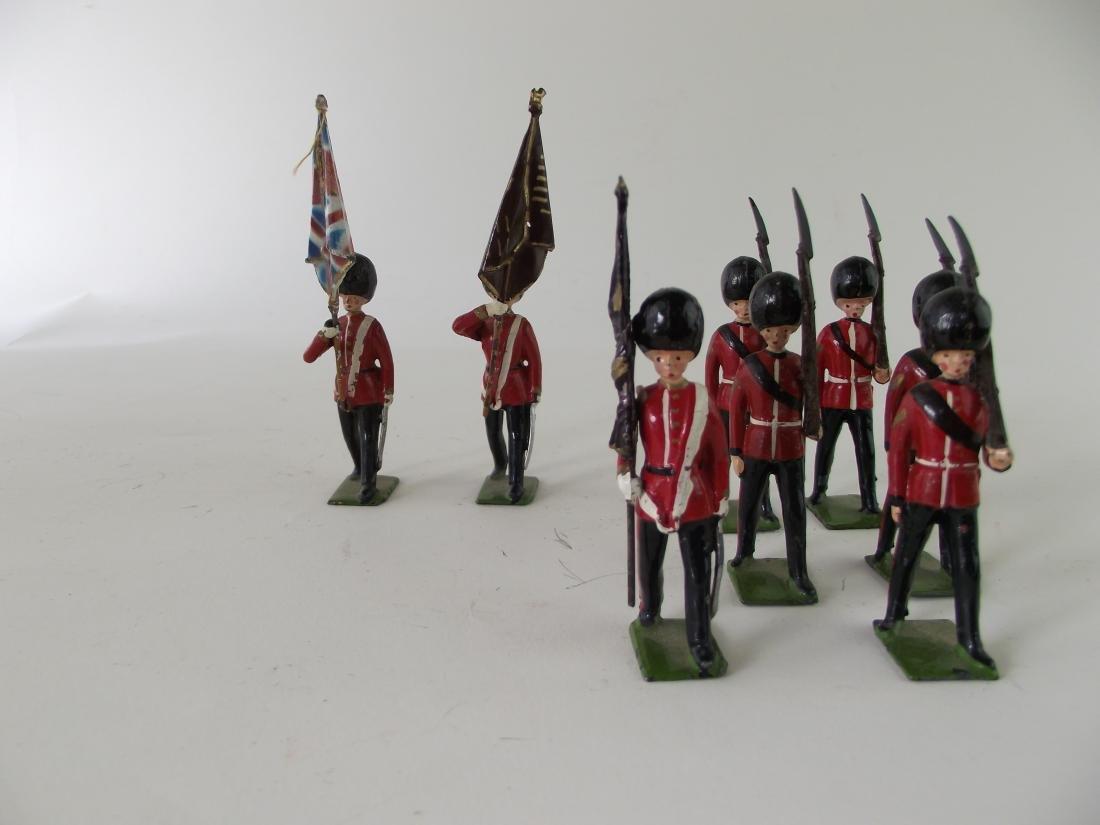 Britains Grenadier Guards Colour Party