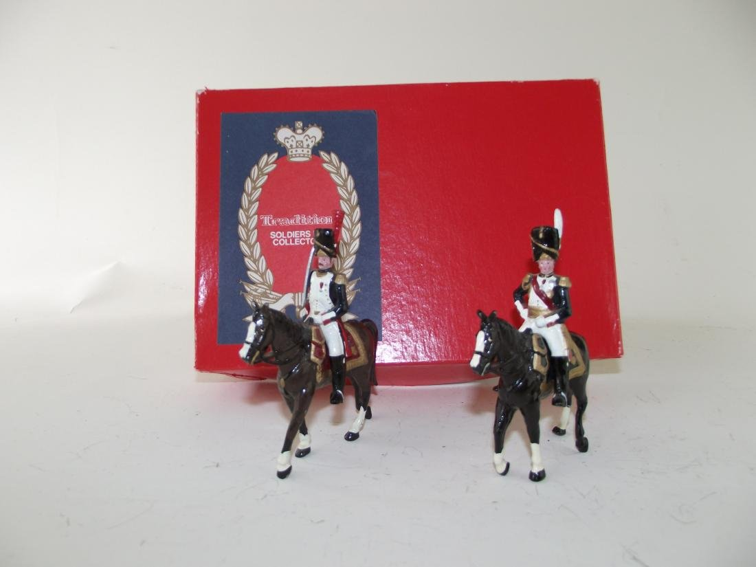 Tradition of London French Imperial Guards