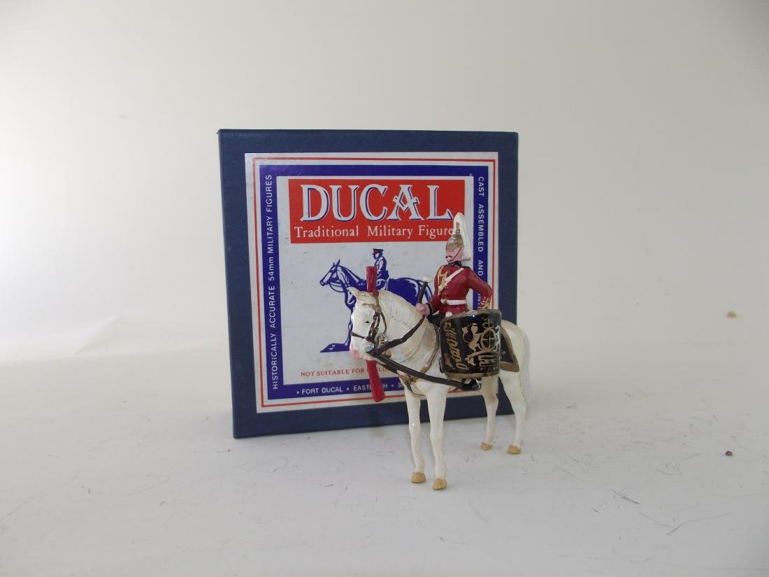 Ducal The King's Dragon Guards Kettledrummer