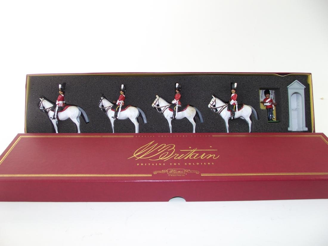 Britains # 00075 Scots Greys