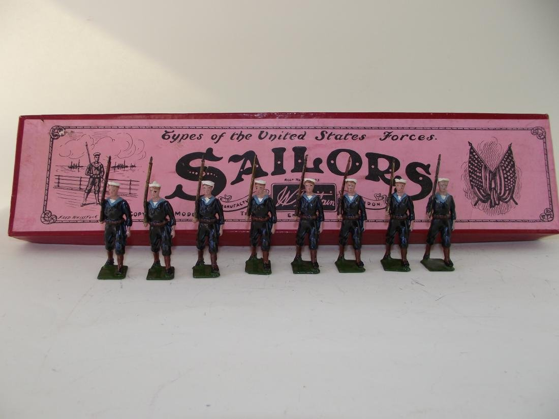 Britains #230 USA Sailors