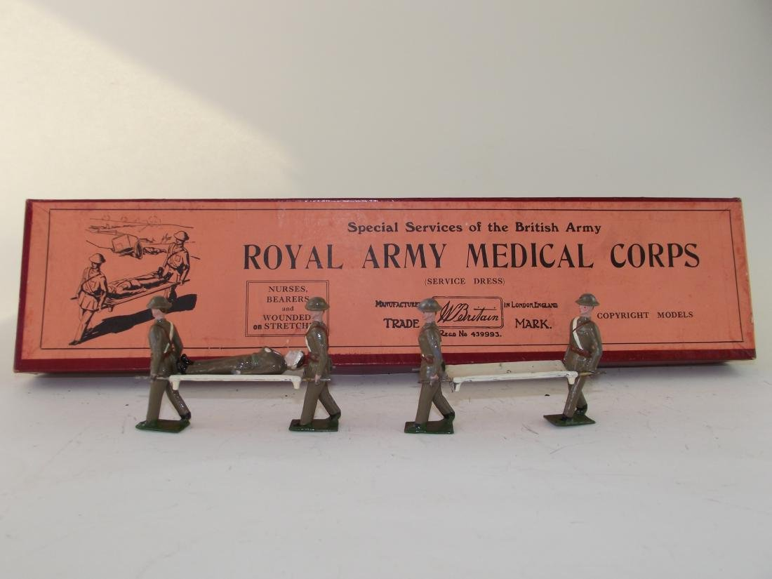 Britains #1723 Royal Army Medical Corps