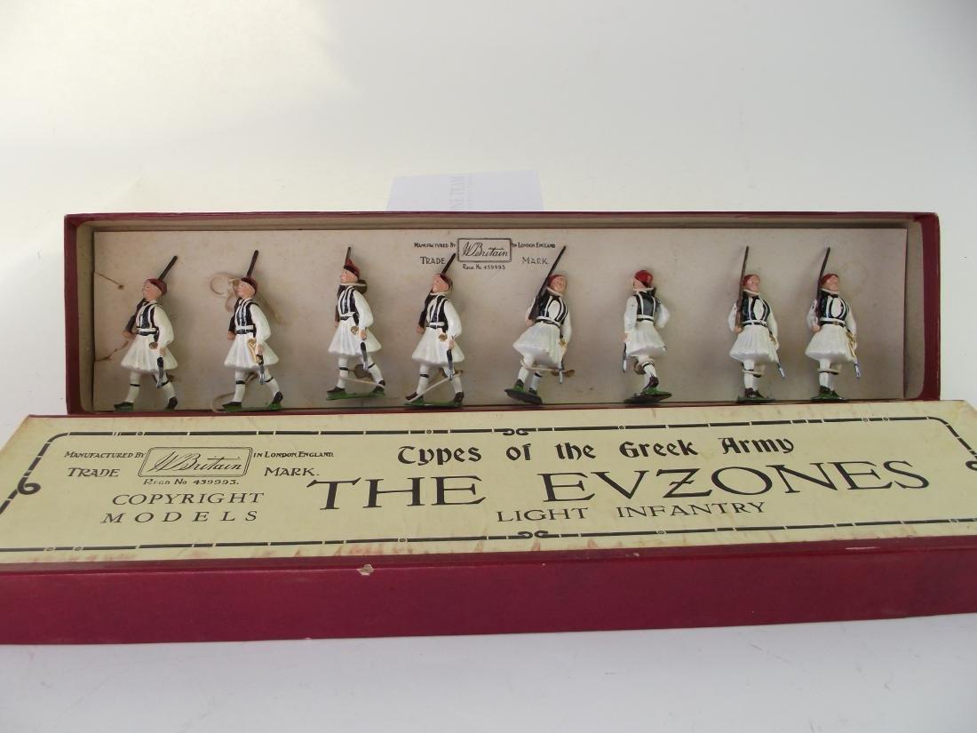 Britains #196 The Evzones