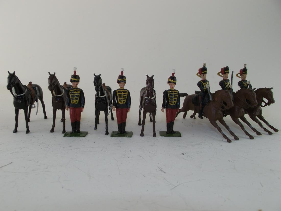 Britains Royal Horse Artillery & 11th Hussars