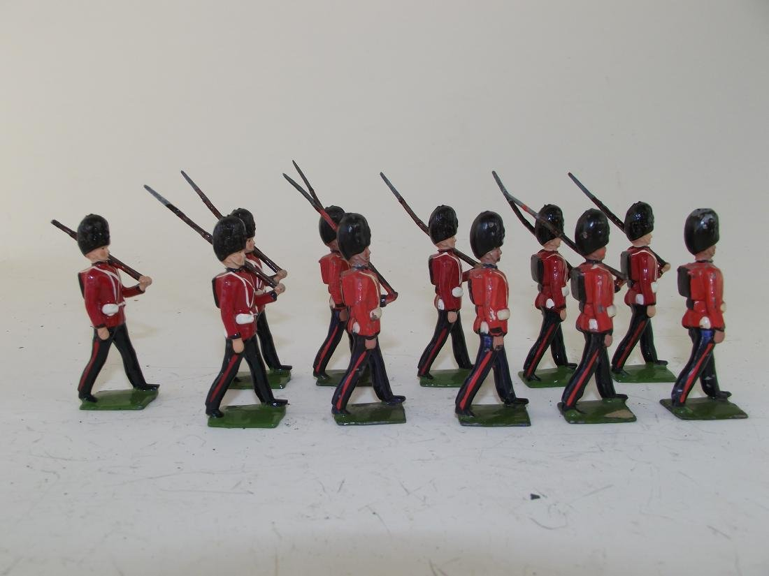 Britains from Set #74 Welch Guards