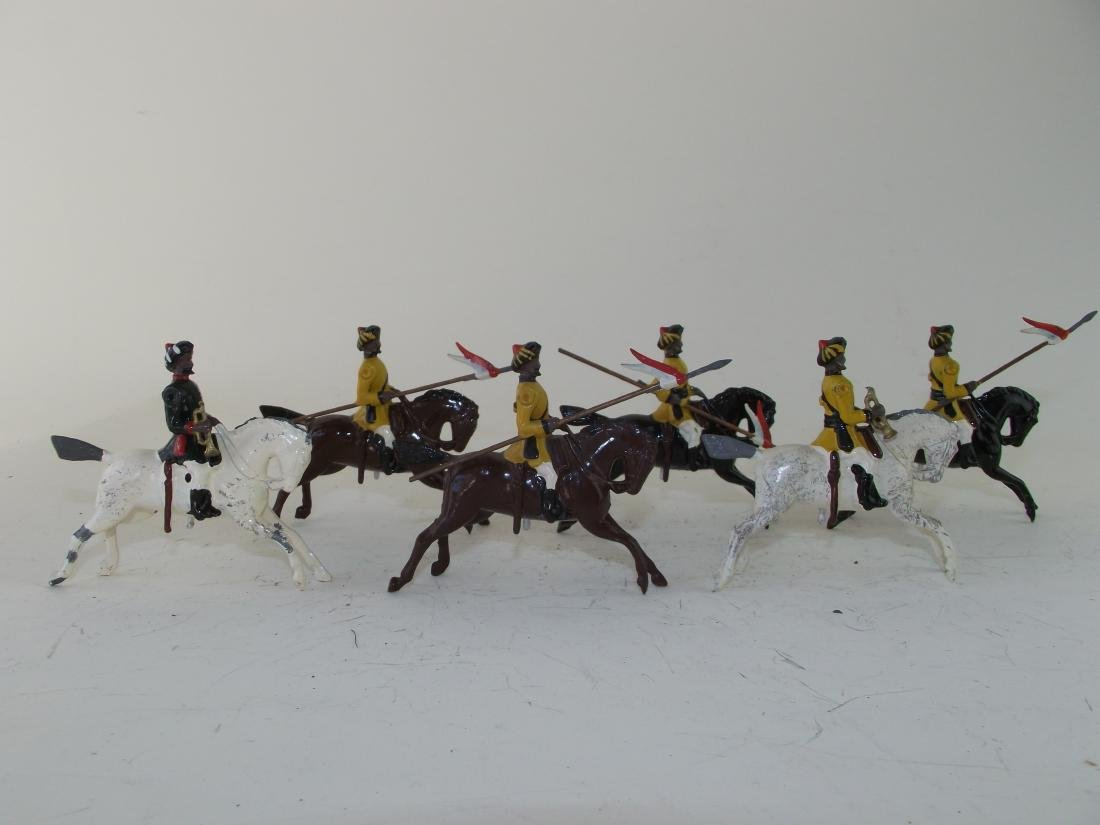 Britains from Set #47 Indian Army Mounted