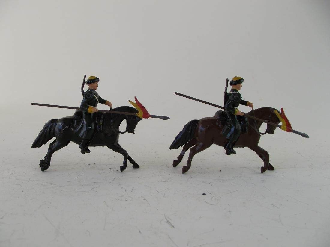 Britains from Set #156 Russian Lancers