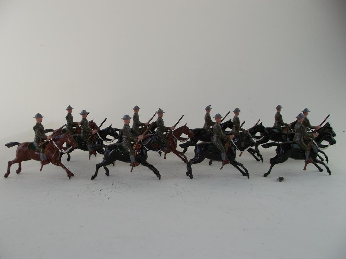 Britains from Set #276 US Cavalry Service Dress