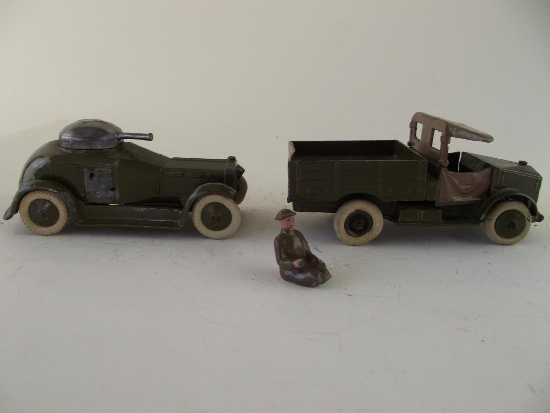 Britains Armoured Car and Truck