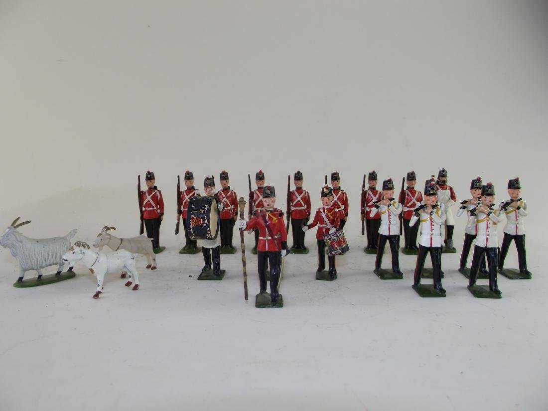 Britains Fort Henry Guards Group