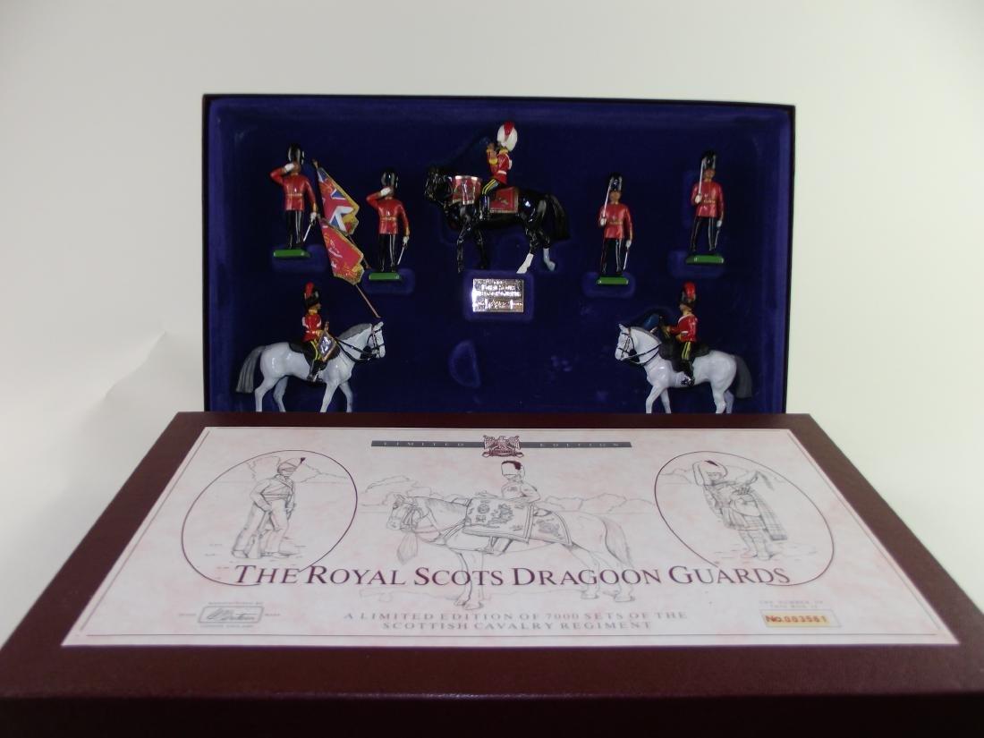 Britains #5290 Royal Scots Dragoon Guards