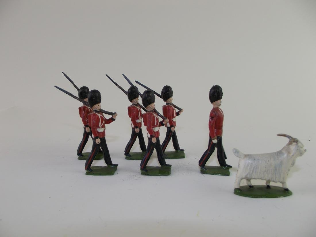 Britains Scots Guards at March