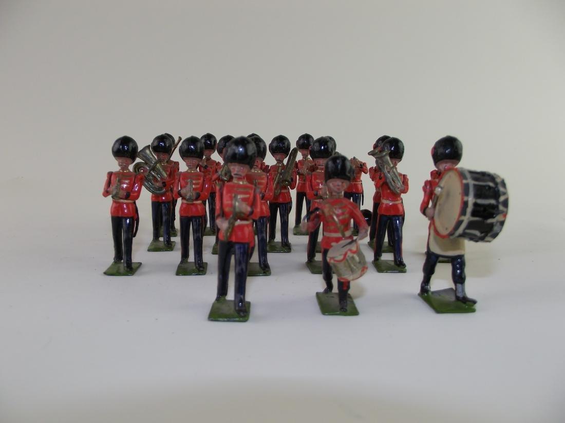 Britains Set #37 Coldstream Guards Band