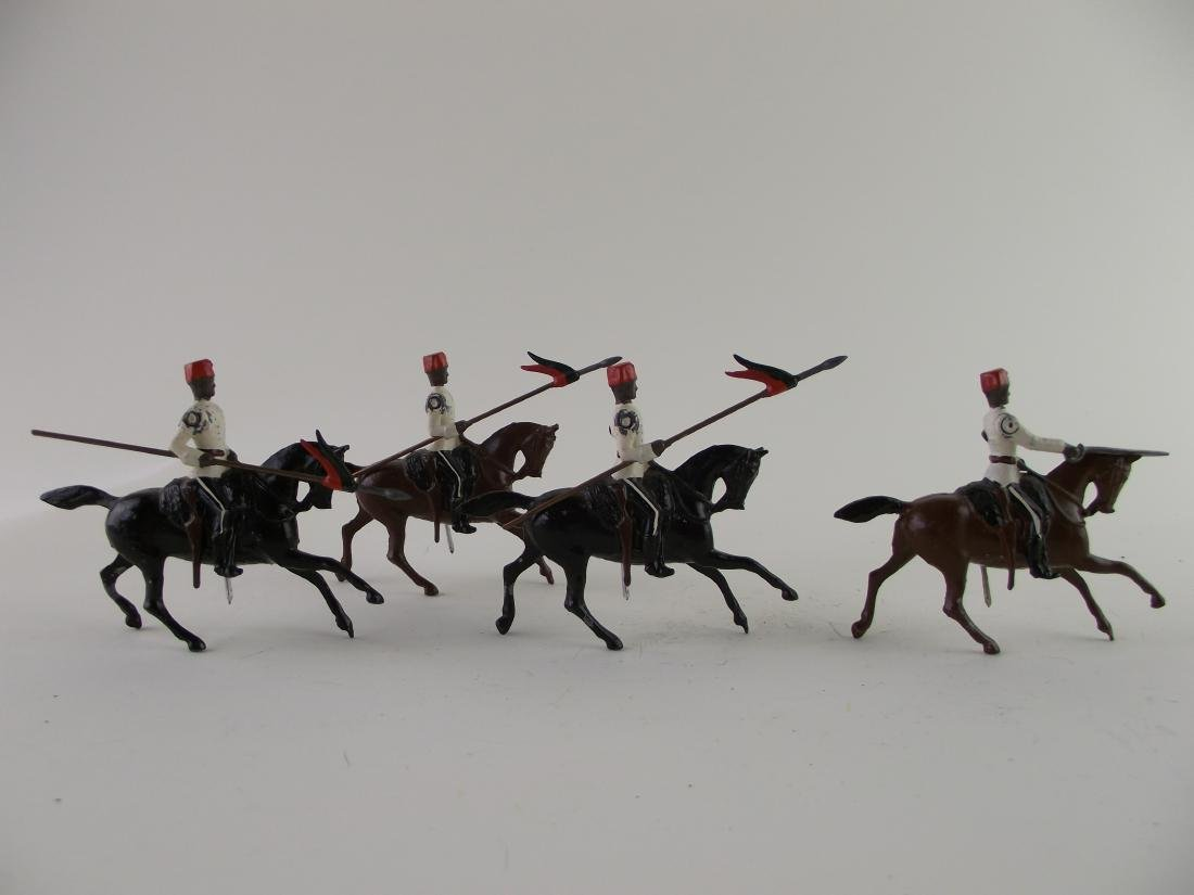 Britains #115 Egyptian Cavalry