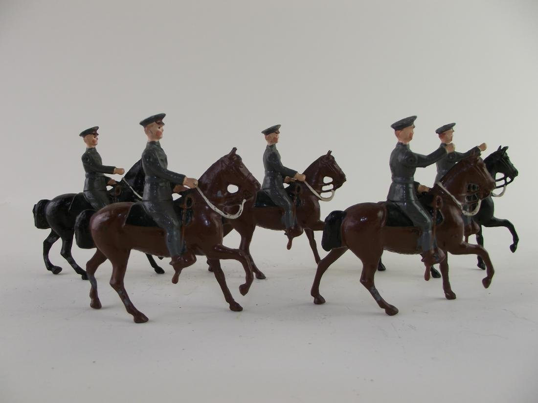 Britains #229 US Cavalry Service Dress