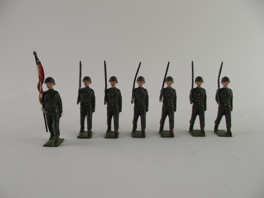 Britains #2033 Us Infantry at Slope