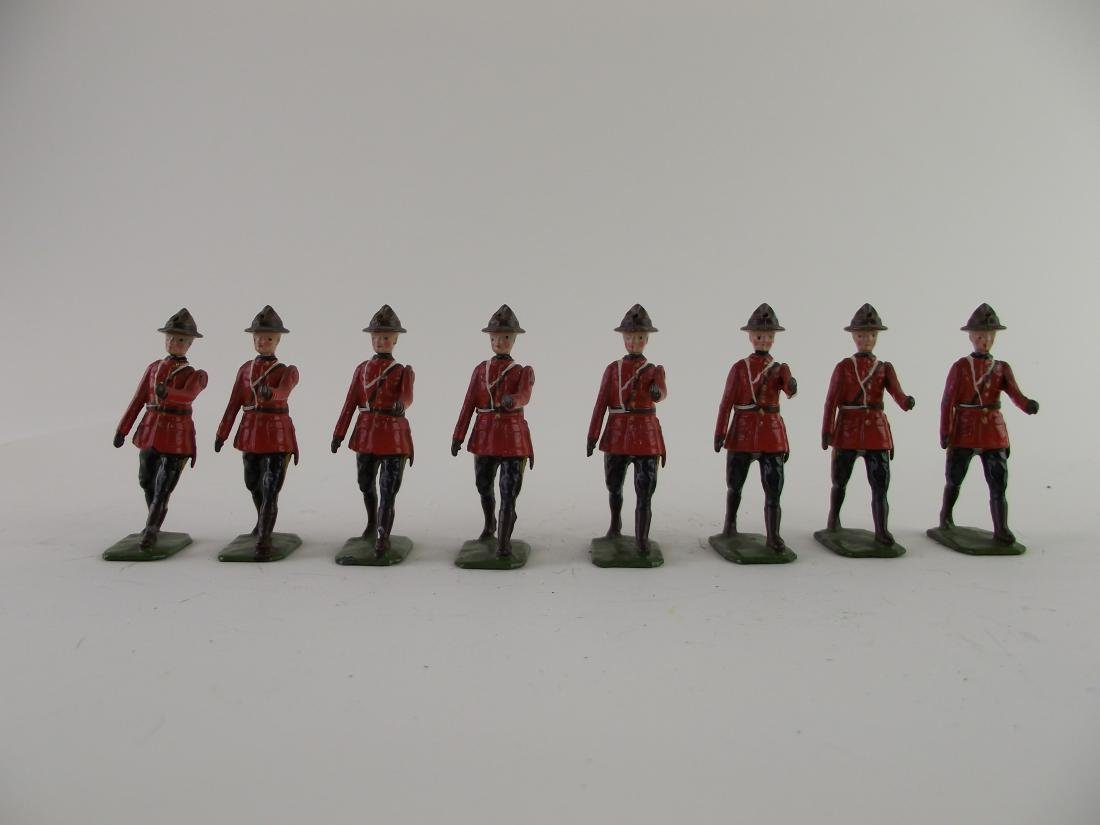 Britains #1554 Royal Canadian Mounted Police