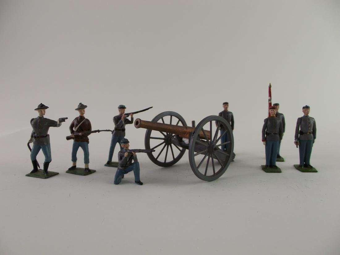Britains ACW Confederates