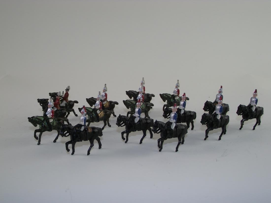 Johillco Blues & Royals Small Scale Group