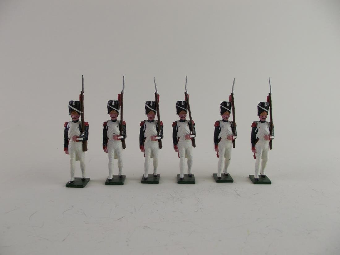 Tradition of London French Infantry of The Line