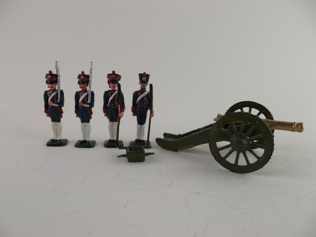 Napoleonics French Artillery 12 PDR with Crew