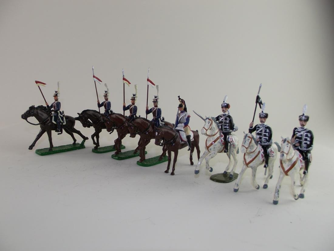 Napoleonic Lancers Group