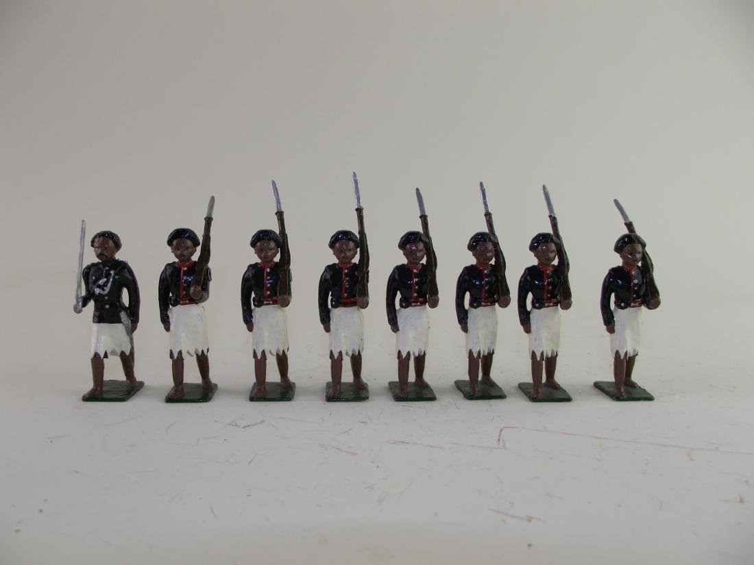 Nostalgia Set #N54 Fiji Armed Constabulary 1900