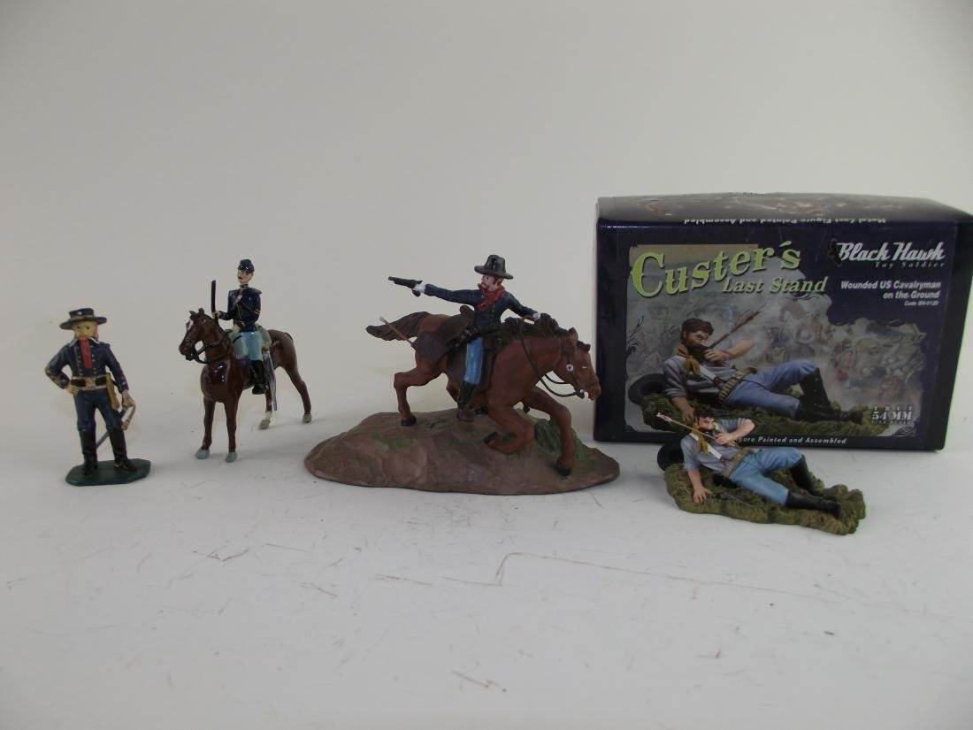 American Wild West Custer's Last Stand Group