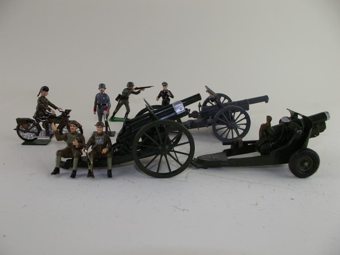 WWI & WWII Infantry and Artillery Collection